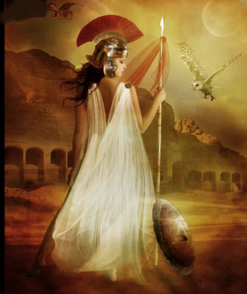 athena one of the greatest goddesses Dionysus was the only one of the twelve olympians to be born from a mortal  woman  when poseidon seduced medusa at athena's shrine, the goddess   in winning her back, so the great goddess was reconciled with zeus.