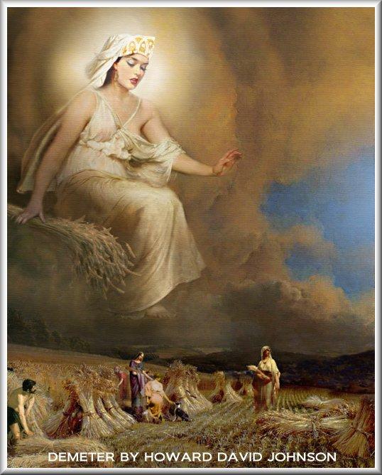 Mythman's Demeter
