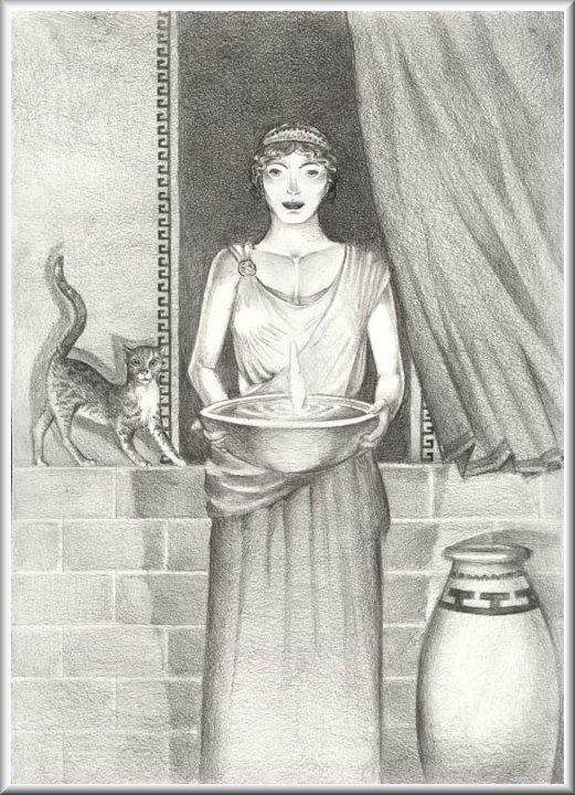 Hestia - Mitologia Wiki
