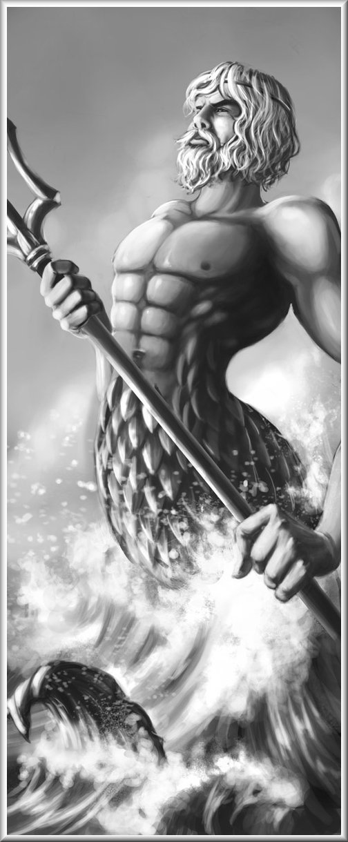 mythman s poseidon